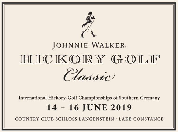 The Johnnie Walker Hickory Golf Classic